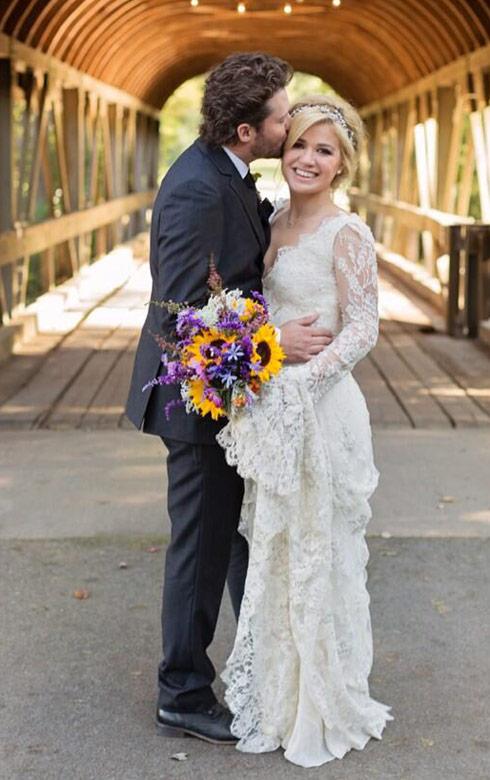 Kelly Clarkson 2013 Wedding PHOTOS Kelly Cl...