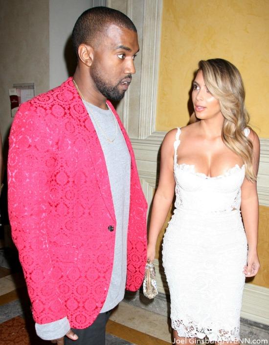 Kim Kardashian Kanye West Wedding Plans