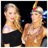 RHOBH Kim Richards' daughters Brooke and Whitney Halloween costumes 2013