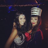 Kyle Richards' daughter Farrah Halloween costume and birthday party 2013