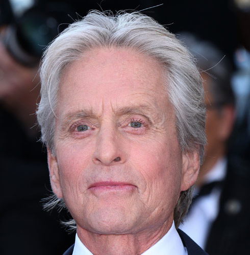 why did michael douglas lie about cancer cover up. Black Bedroom Furniture Sets. Home Design Ideas