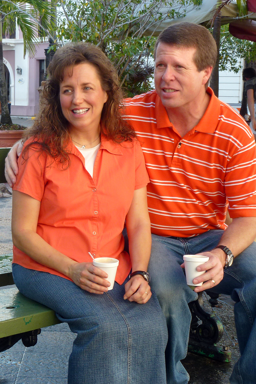 Counting 's Michelle Duggar revealed she and husband Jim Bob Duggar