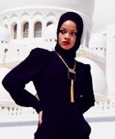 Rihanna Mosque Feature