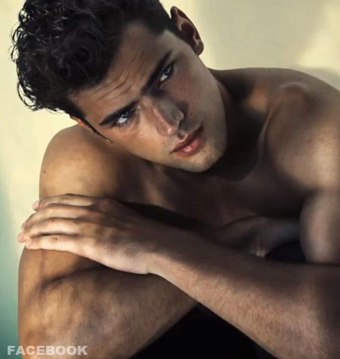 PHOTOS Top paid male model Sean O'Pry not mad about gender wage gap
