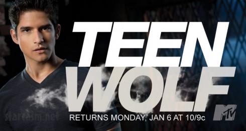 Teen Wolf 2013 premiere date Tyler Posey MTV