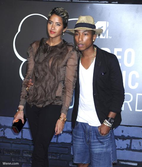 Pharrell Williams Marries Helen Lasichanh