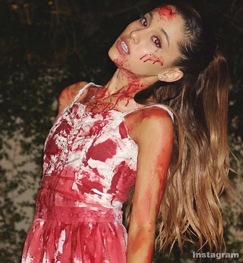 She Broke My Heart (So I Ripped Hers Out) Ariana-Grande-haunted-by-demons