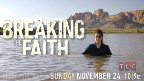 Breaking the Faith TLC water