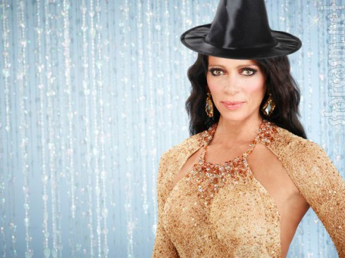 Real Housewives of Beverly Hills' Carlton Gebbia is a witch