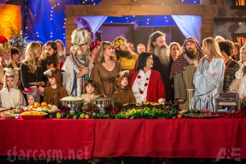 Duck Dynasty Christmas Special The Last Supper