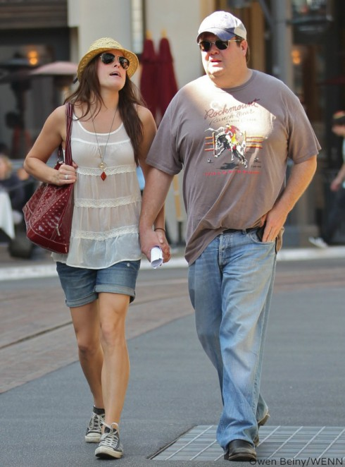 Eric Stonestreet and Girlfriend Katherine Tokarz