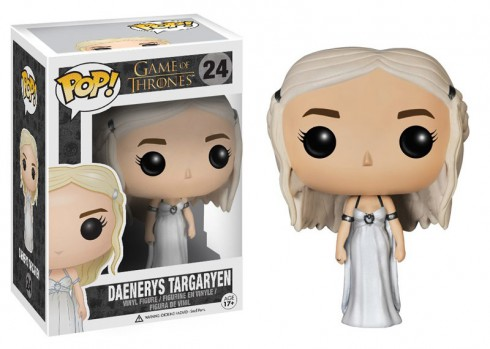 Game of Thrones POP! Vinyl Figures Series 3 Daenerys Targaryen number 24
