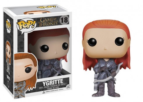 Game of Thrones POP! Vinyl Figures Series 3 Ygritte