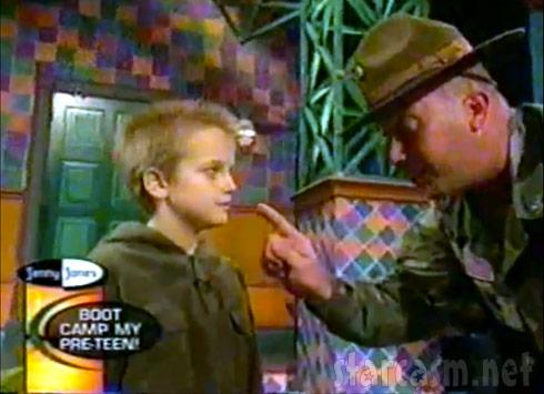 Jenny Jones pre-teen drill sergeant saddest boy ever
