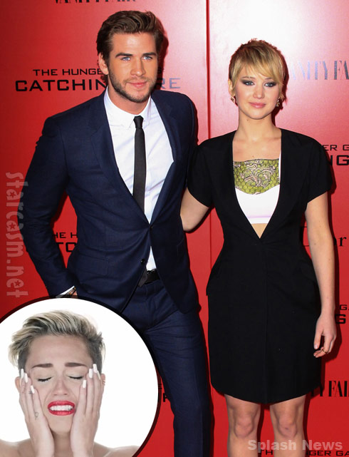 Liam Hemsworth And Jennifer Lawrence Are Jennifer Lawrence and Liam