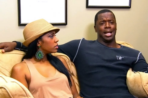 Porsha Stewart and Kordell Stewart Real Housewives of Atlanta