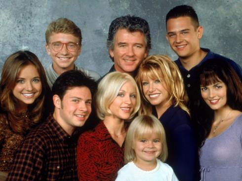 Step by Step Cast - 1990s Sitcoms
