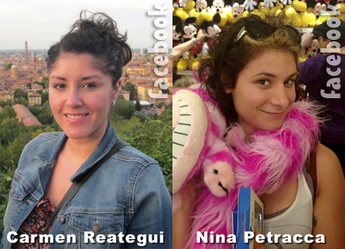 Carmen Reategui Nina Petracca arrested for DUI with Ryan Hogan in New Jersey