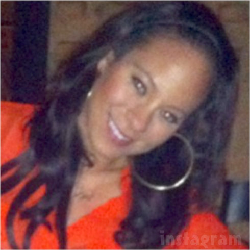 Dwyane Wade's girlfriend Aja Metoyer photo