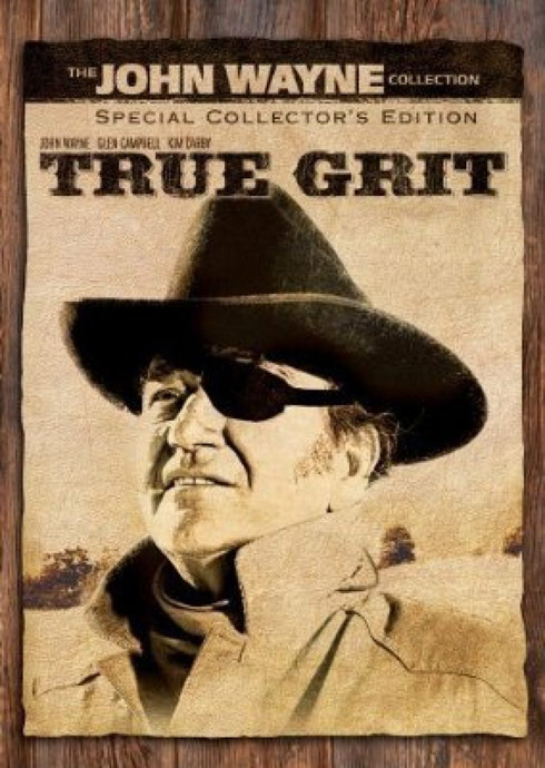 true grit john wayne ending relationship