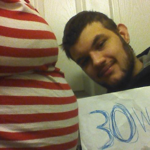 Jordan Howard Pregnant - Tyler Zeplin