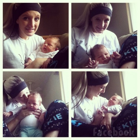 16 and Pregnant Season 5 Maddy Godsey with daughter Aubrey photos