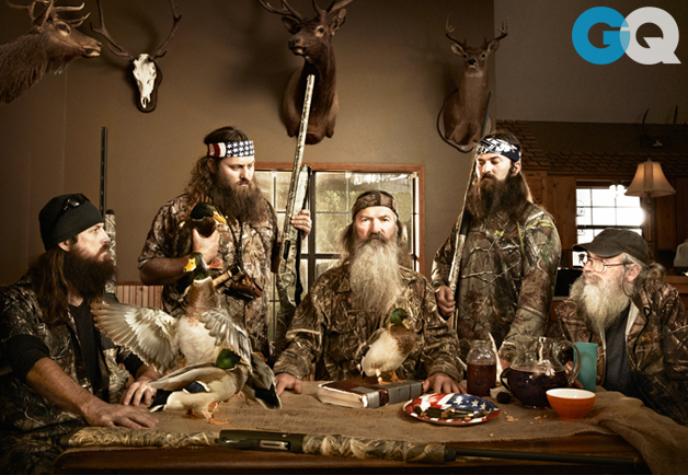 Image result for duck dynasty gq