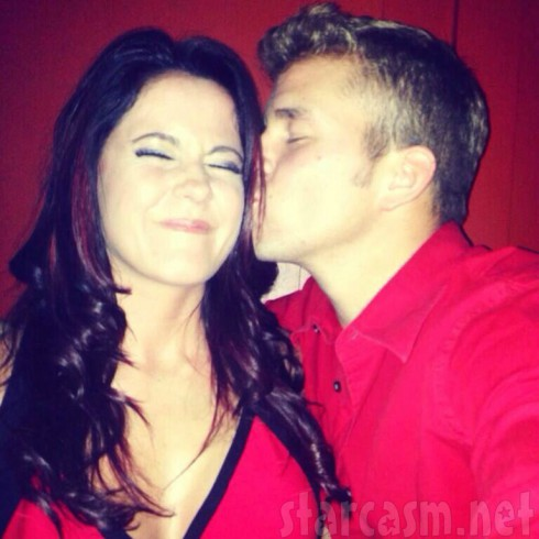 Nathan Griffith - Jenelle Evans Pregnant