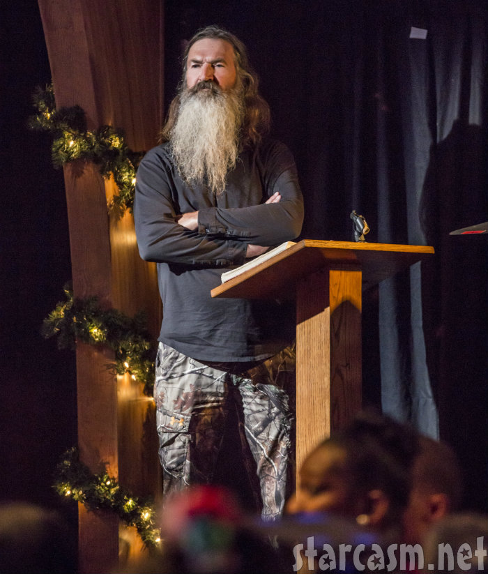 Phil Robertson Family Duck Dynasty