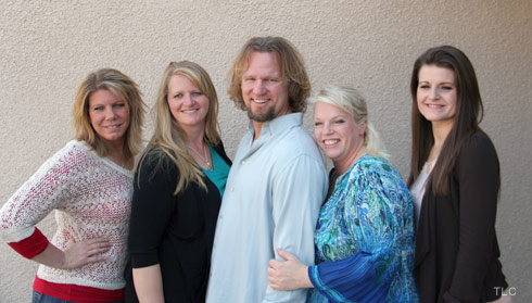 Sister Wives Kody Brown Meri Christine Janelle Robyn