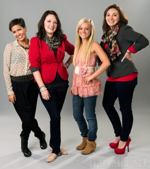 Teen Mom 3 cast Briana Katie Mackenzie Alex