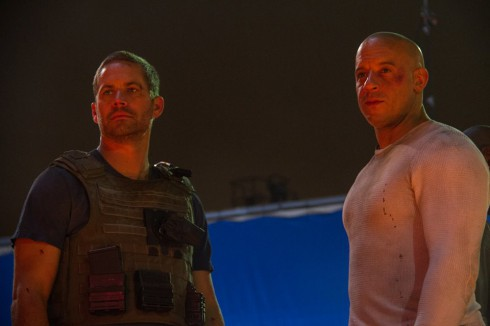 Vin Diesel - Paul Walker - Fast and Furior 7