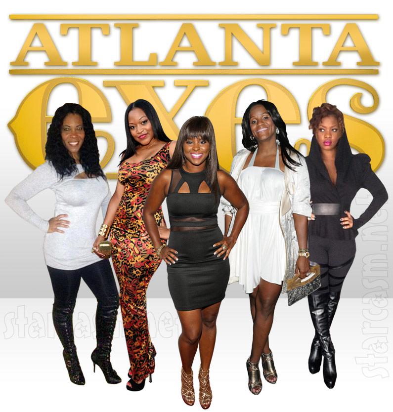 Atlanta Exes cast Sher...