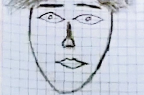 Bolivia Police Sketch