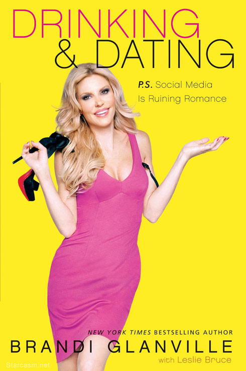 Brandi Glanville Drinking and Dating second book cover