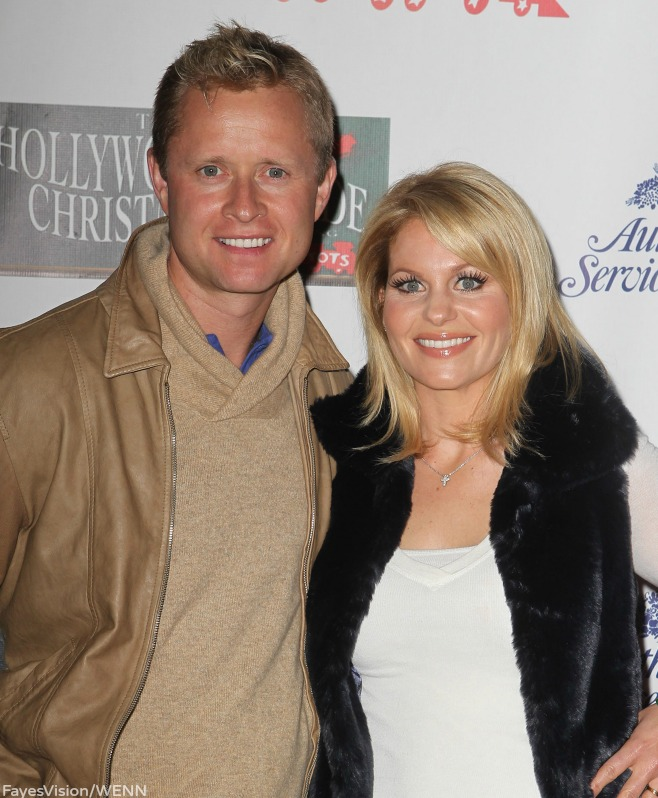 Candace Cameron Bure Celebrates 22 Years of Marriage