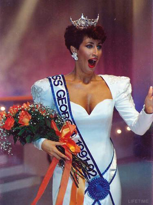 Kim Gravel Miss Georgia 1991-1992