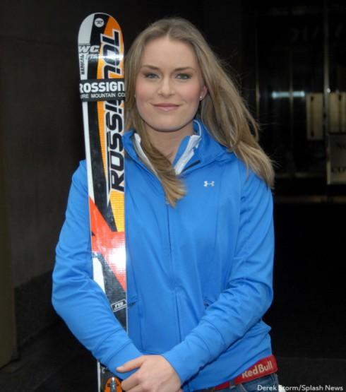 Lindsey Vonn Sochi Olympics
