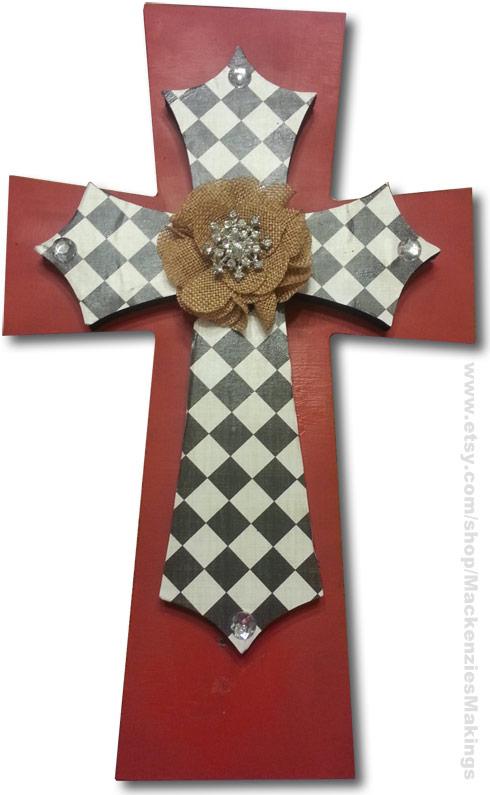Teen Mom 3 Mackenzie Douthit McKee handmade cross etsy