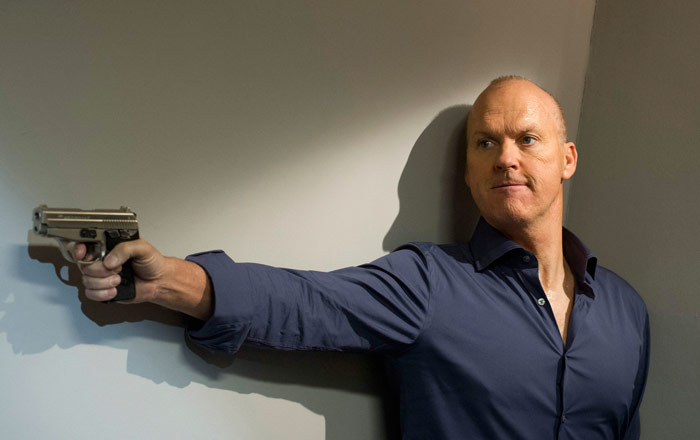 Photos Video Michael Keaton In Lifetime Movie Blindsided