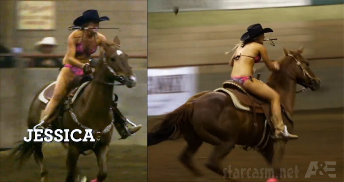 Err Barrel racer boobs!! - The Horse Forum