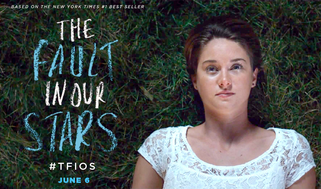 VIDEO The Fault In Our Stars trailer