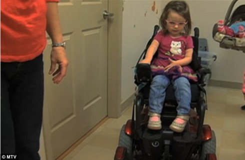 ... Mom 2 – Leah and Corey's daughter Ali finally gets a diagnosis