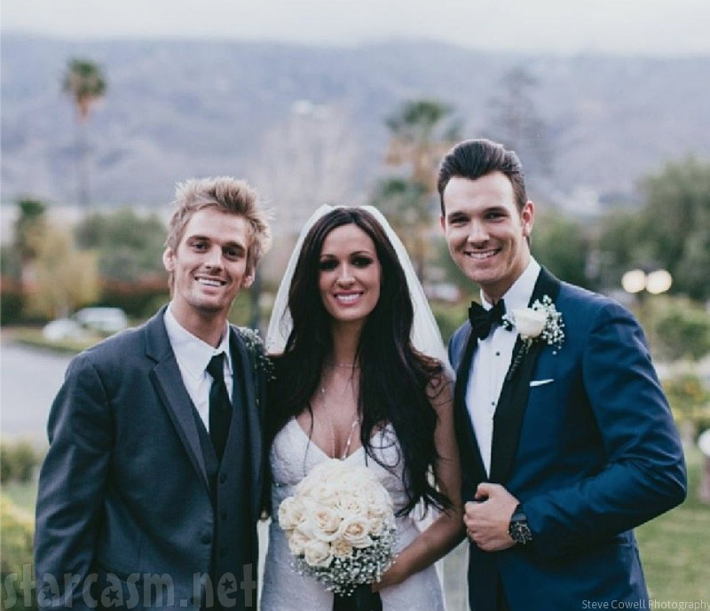 Related Keywords & Suggestions for nick carter wedding
