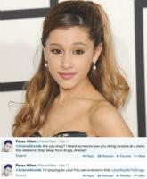 Ariana Grande - Perez Hilton Feature