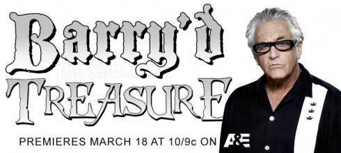 Storage Wars Barry Weiss spinoff Barry'd Treasure