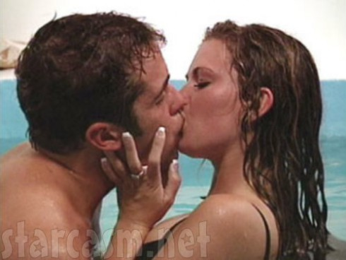 Cameran Eubanks - Brad Fiorenza - Real World San Diego Makeout