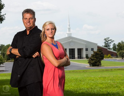 Preachers' Daughters Season 2 Megan Cassidy and dad Jeff