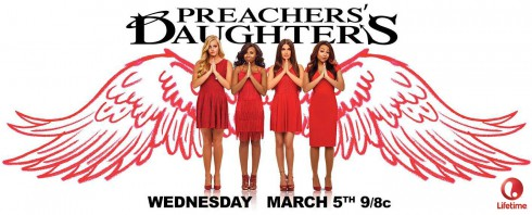 Preachers' Daughters Season 2 cast photo Megan Taylor Kolby Tori