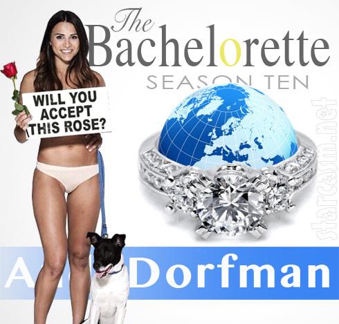 Bachelorette Andi Dorfman